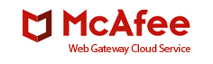 McAfee Web Gateway Cloud Service turn on 2fa
