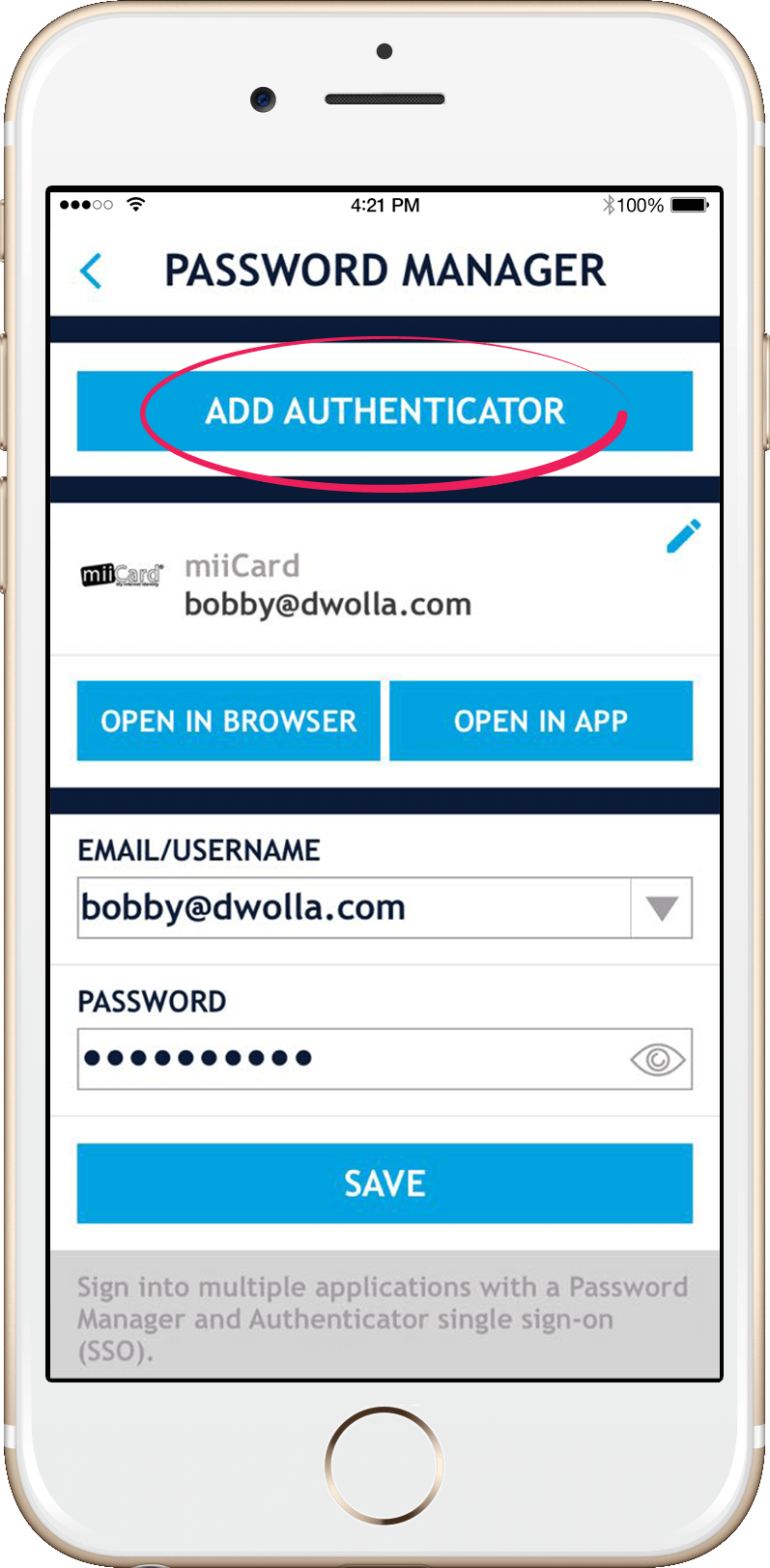 Adding asuthenticator a 2g you can add the authenticator security to your password manager on sites that support it m4hsunfo Choice Image