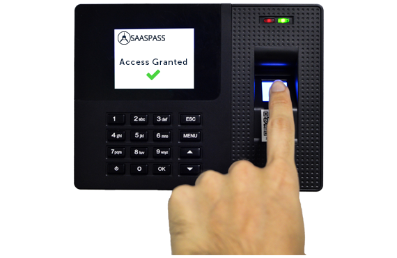 SAASPASS Physical Access Control Systems - PACs